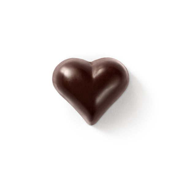 Raspberry Fudge Heart (0.8 oz)