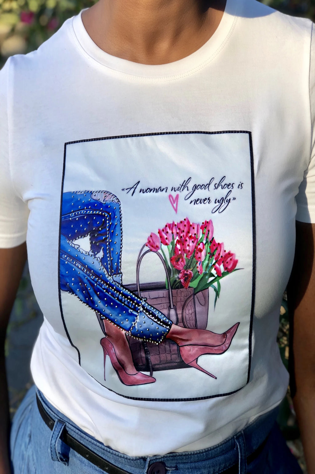 Good Shoes Tee