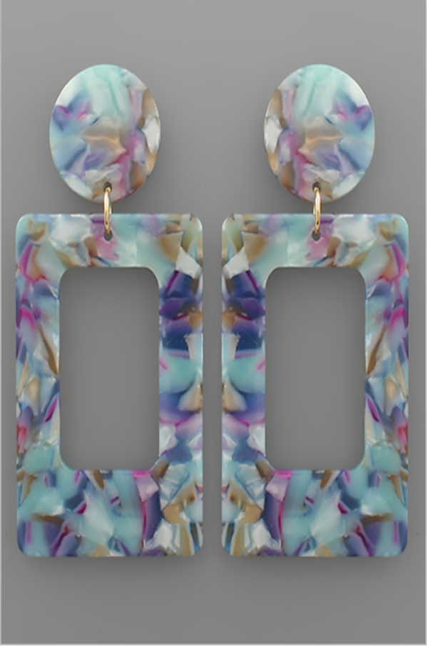 Pastel Paradise Earrings