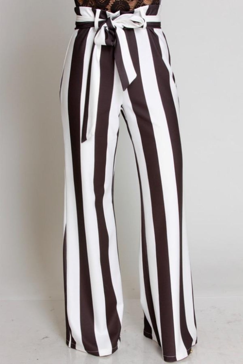 Walk Stripe Out of My Life Pants