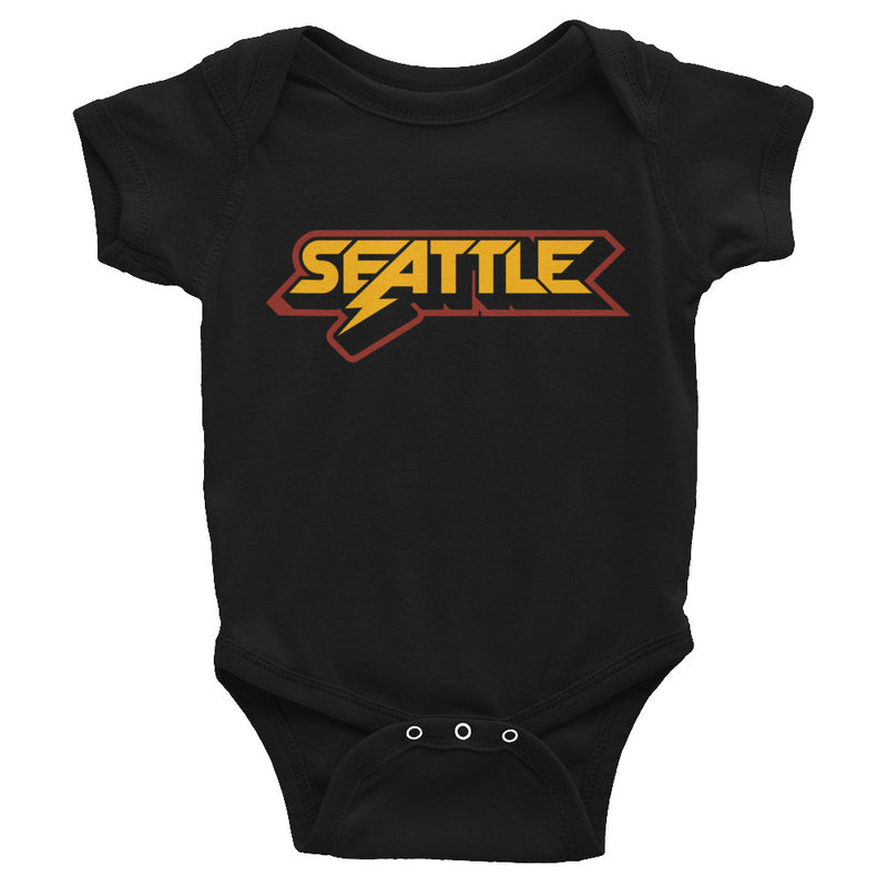 Seattle Metal Onesie - Viaduct