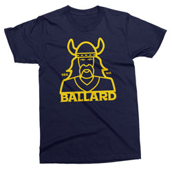 Ballard Viking tshirt - Viaduct