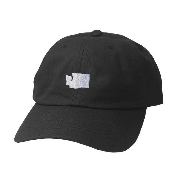 little wa dad hat - black - Viaduct