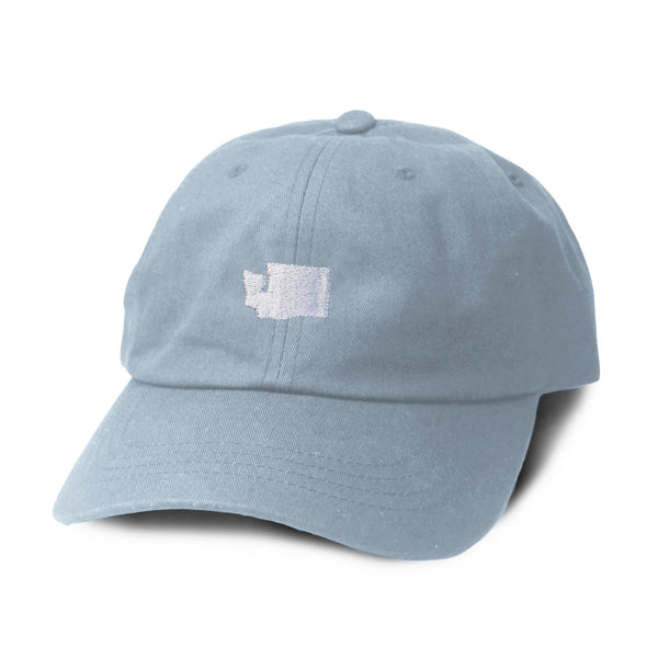 little wa dad hat - light blue - Viaduct