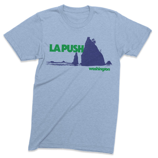 La Push Washington tshirt - Viaduct
