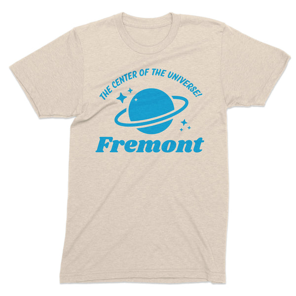Fremont Seattle neighborhood shirt