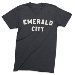 Emerald City tshirt - Viaduct