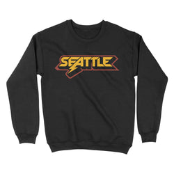 Seattle Metal sweatshirt - Viaduct