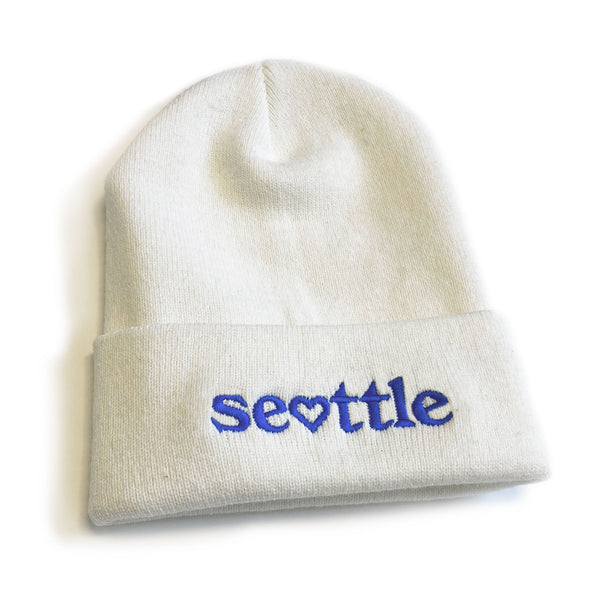 Seattle Love beanie - Viaduct