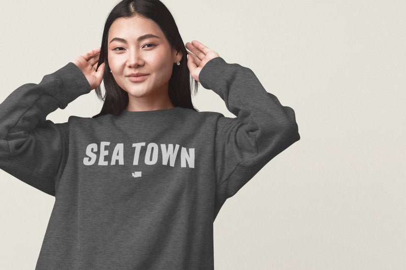 Sea Town sweatshirt - Viaduct