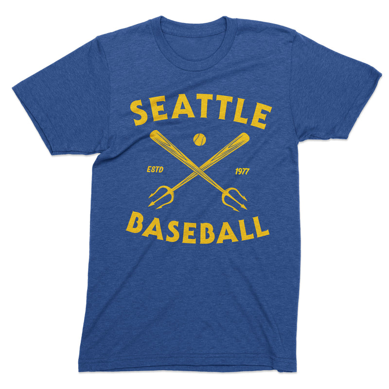 Seattle Baseball tshirt - Viaduct
