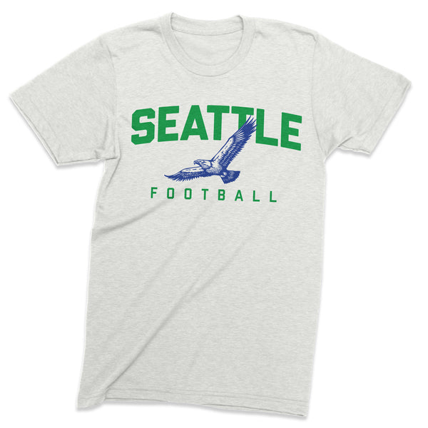 Seattle Hawks Football tshirt - Viaduct