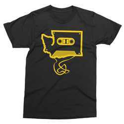 Washington Cassette tshirt - Viaduct