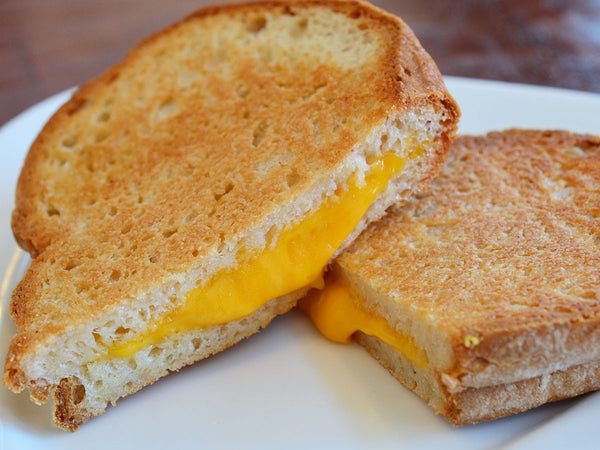 gluten-free grilled cheese