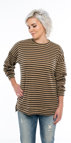 Jeanette Sweater - Camel