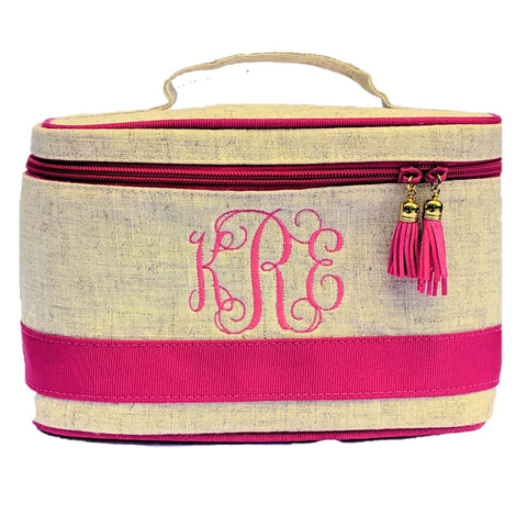 Tassel Train Case