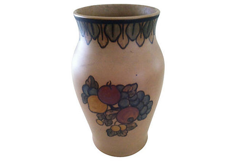 L Hjorth Pottery Vase