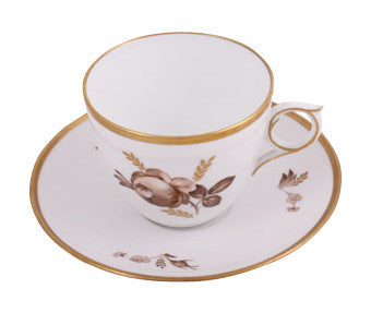 Royal Copenhagen Cup and Saucer