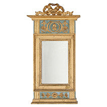 1900's Swedish Gustavian-Style Mirror