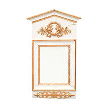 Small Gustavian Empire Swedish Mirror