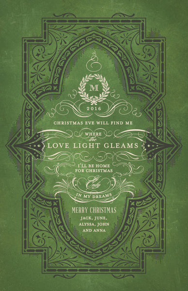 Love Light Gleams