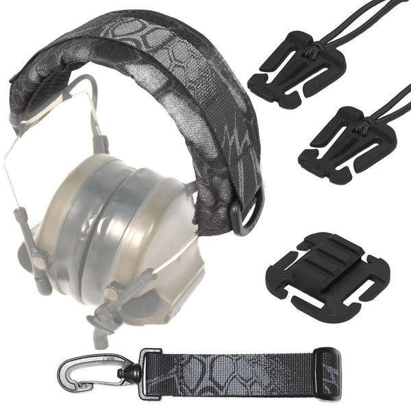 Advanced Modular Headset Cover + Accessory Bundle