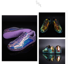 Load image into Gallery viewer, Glossy Sneakers - TAIGS000