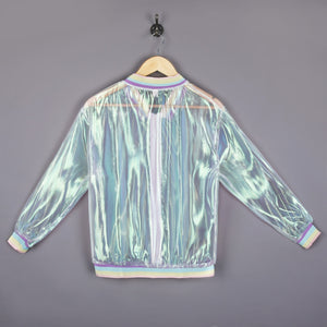 Iridescent Rainbow Jacket - TAIGS000