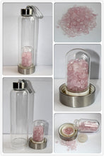 Load image into Gallery viewer, Healing Infused Elixir Water bottle - TAIGS000