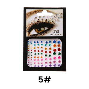 Diamond Eyes Stickers - TAIGS000