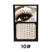 Load image into Gallery viewer, Diamond Eyes Stickers - TAIGS000