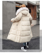 Load image into Gallery viewer, Fur Hooded Long Parka - TAIGS000