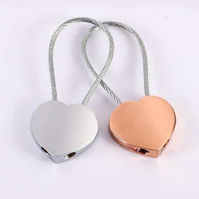 Heart Rope Keychain - TAIGS000