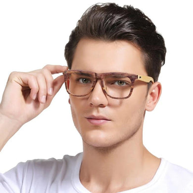 Bamboo Reading Glasses - TAIGS000