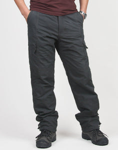 Double Layer Tactical Cotton Trousers For Men - TAIGS000