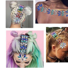 Load image into Gallery viewer, Rhinestone Body Tattoo - TAIGS000