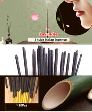 Load image into Gallery viewer, Lavender Indian Incense Stick - TAIGS000