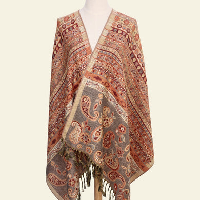 Ethnic Indian Scarves - TAIGS000