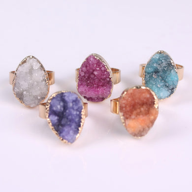 Natural Stone Rings - TAIGS000