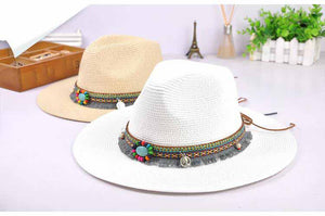 Bohemia Style Women's Jazz hats - TAIGS000