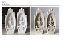 Load image into Gallery viewer, 2Pcs Small Buddha Sculptures - TAIGS000
