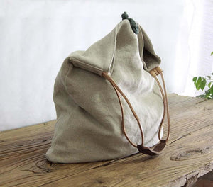 Large Linen Bag - TAIGS000