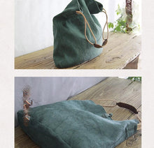 Load image into Gallery viewer, Large Linen Bag - TAIGS000