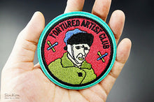 Load image into Gallery viewer, Embroidered Iron On Badges - TAIGS000