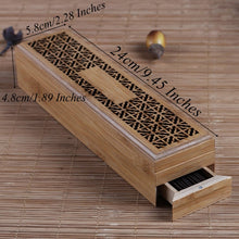 Load image into Gallery viewer, Bamboo Incense Burner - TAIGS000