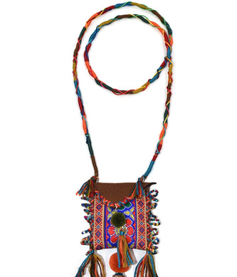 Gypsy amulet necklace - TAIGS000