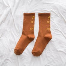 Load image into Gallery viewer, printed socks - TAIGS000