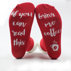 Funny Socks - her wishing socks - TAIGS000