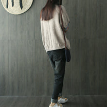 Load image into Gallery viewer, Single Breasted Bat sleeve Cardigan - TAIGS000