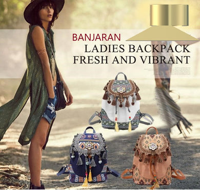 Banjaran Backpack - TAIGS000